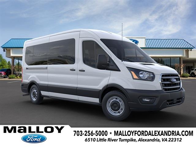 2020 Ford Transit 350 Med Roof 4x2, Passenger Wagon #200127 - photo 1