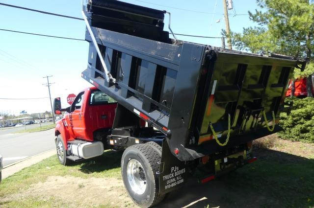 2019 Ford F-750 Regular Cab DRW 4x2, Godwin Dump Body #20447 - photo 1