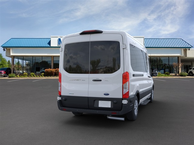 2020 Ford Transit 350 Med Roof 4x2, Passenger Wagon #20994 - photo 1