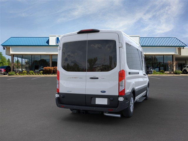 2020 Ford Transit 350 Med Roof 4x2, Passenger Wagon #21048 - photo 1