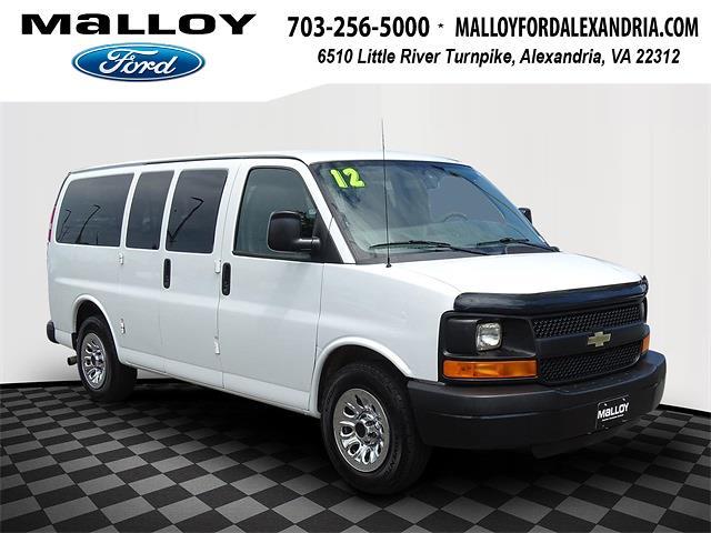 2012 Chevrolet Express 1500 4x2, Passenger Wagon #PC1435 - photo 1