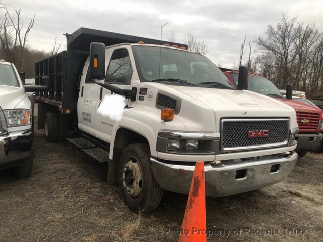 2004 GMC C4500 4x2, Landscape Dump #12996 - photo 1