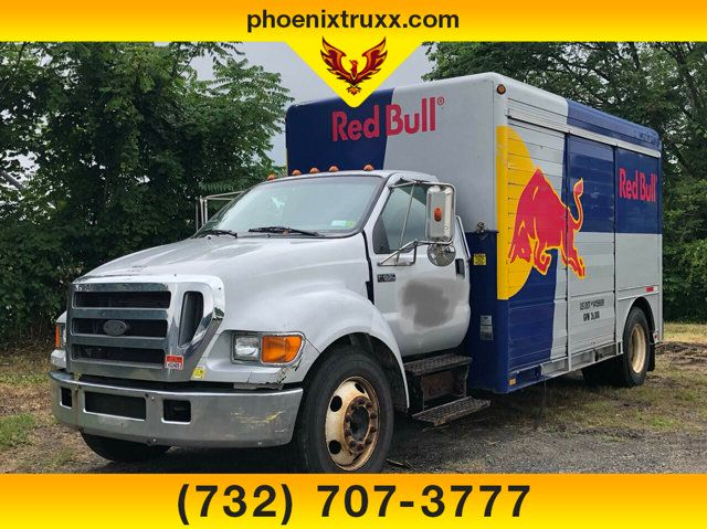 2007 Ford F-650 Regular Cab DRW 4x2, Hackney Dry Freight #13077 - photo 1