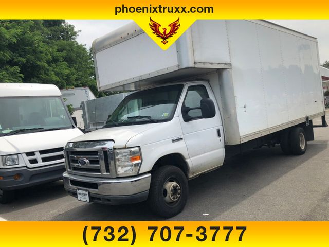 2016 Ford E-450 RWD, Dry Freight #13259 - photo 1