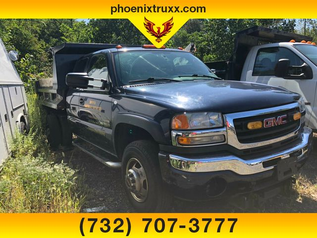 2005 GMC Sierra 3500 4x4, Dump Body #13300 - photo 1