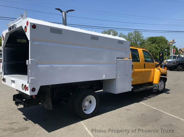 2008 GMC C4500 Crew Cab 4x2, Chipper Body #13315 - photo 1