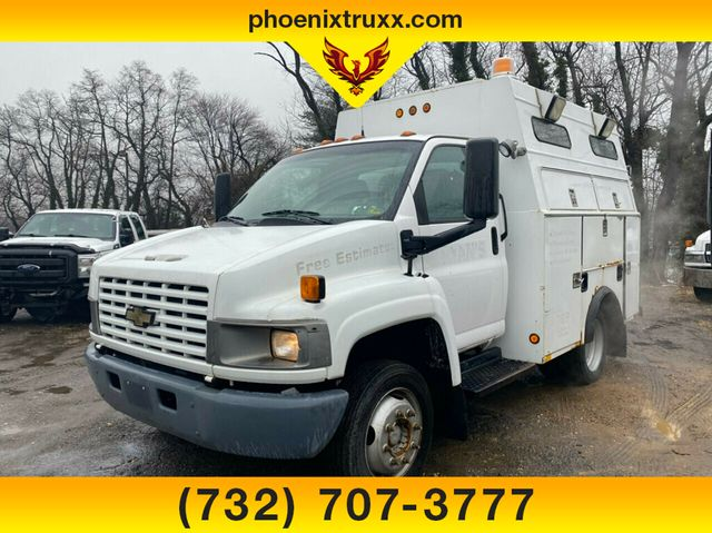 2003 Chevrolet C4500 RWD, Service Utility Van #13348 - photo 1