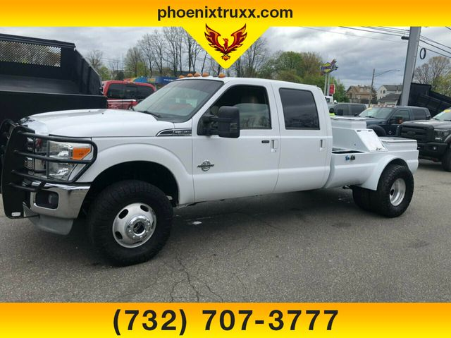 2011 Ford F-350 Crew Cab DRW 4x4, Hauler Body #13380 - photo 1