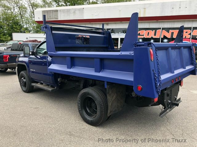 2015 GMC Sierra 3500 Regular Cab 4x4, Dump Body #13433 - photo 1