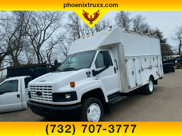 2008 Chevrolet C4500 RWD, Service Utility Van #13437 - photo 1