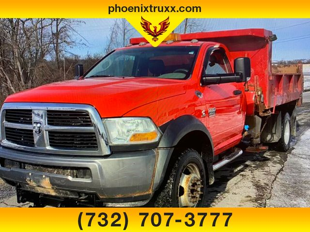 2011 Ram 4500 Regular Cab DRW 4x4, Dump Body #13510 - photo 1
