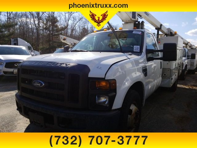 2008 Ford F-350 Regular Cab DRW 4x2, Versalift Other/Specialty #13568 - photo 1