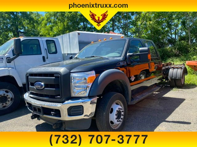 2016 Ford F-550 Crew Cab DRW 4x4, Roll-Off Body #13576 - photo 1