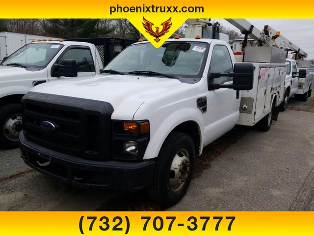 2008 Ford F-350 Regular Cab DRW 4x2, Versalift Other/Specialty #13580 - photo 1