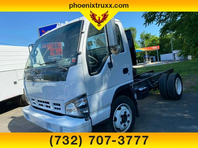 2006 Isuzu NQR RWD, Cab Chassis #13591 - photo 1