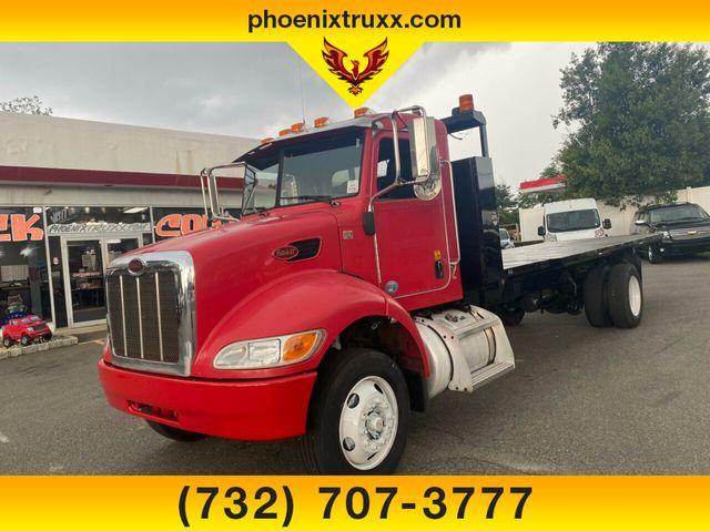 2014 Peterbilt Truck 4x2, Platform Body #13615 - photo 1
