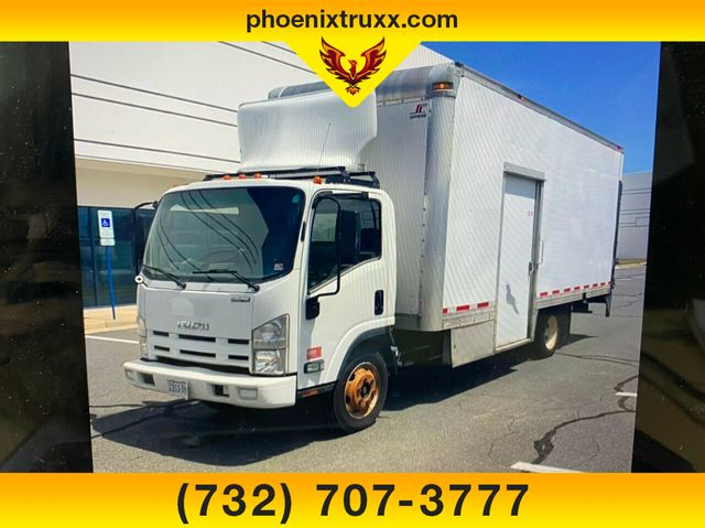 2012 Isuzu NPR RWD, Dry Freight #13729 - photo 1