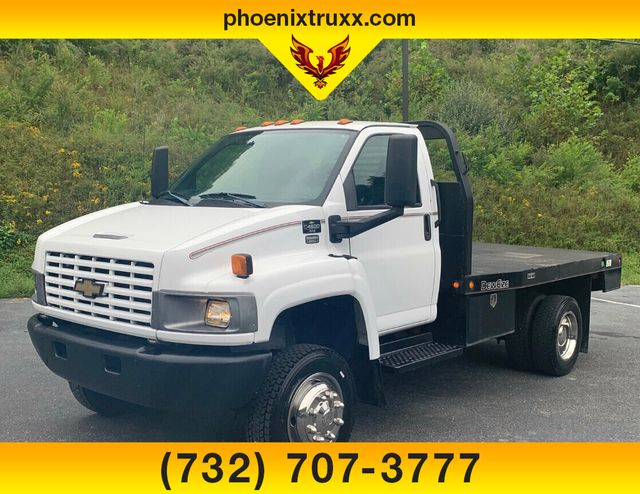 2005 Chevrolet C4500 4x4, DewEze Platform Body #13745 - photo 1