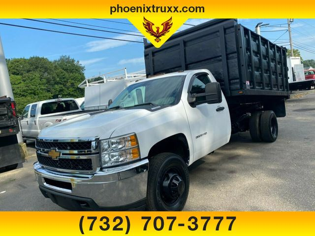 2013 Chevrolet Silverado 3500 Regular Cab 4x2, Landscape Dump #13747 - photo 1