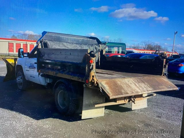 2011 GMC Sierra 3500 Regular Cab 4x2, Dump Body #13809 - photo 1