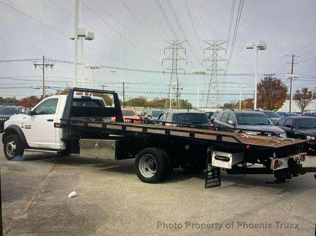 2016 Ram 5500 Regular Cab DRW 4x4, Rollback Body #13810 - photo 1