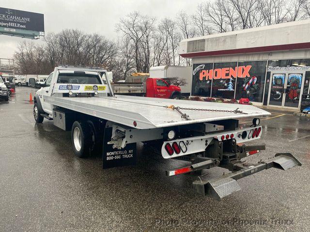 2017 Ram 5500 Regular Cab DRW 4x4, Rollback Body #13820 - photo 1