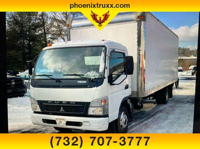 2010 Mitsubishi Fuso Truck 4x2, Dry Freight #13851 - photo 1