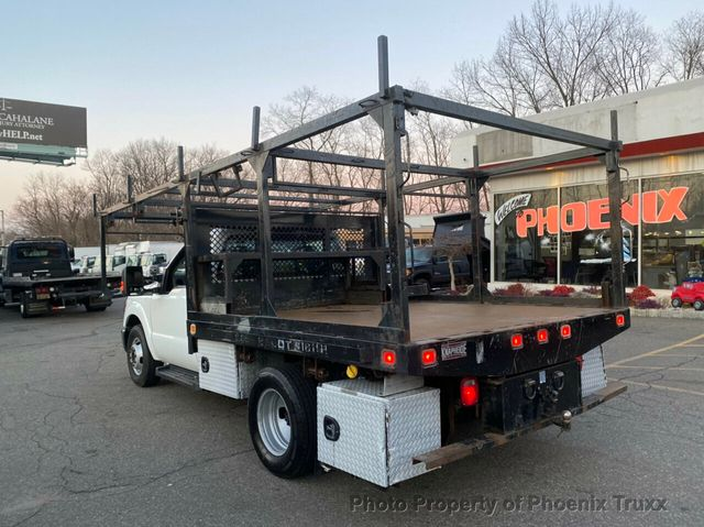 2015 Ford F-350 Regular Cab DRW 4x2, Platform Body #13853 - photo 1