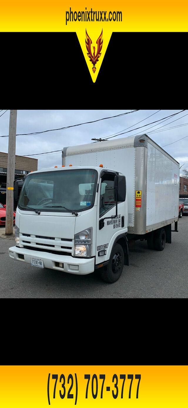 2014 Isuzu NPR Regular Cab 4x2, Dry Freight #13876 - photo 1