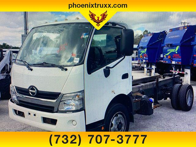 2017 Hino 195 4x2, Cab Chassis #13893 - photo 1