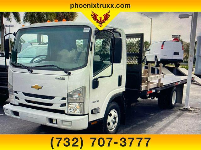 2020 Chevrolet LCF 3500 Regular Cab DRW 4x2, Platform Body #13911 - photo 1