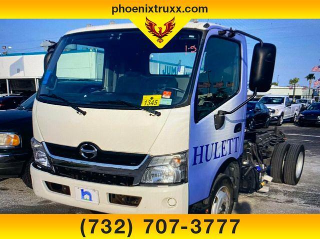 2017 Hino 195 4x2, Cab Chassis #13914 - photo 1