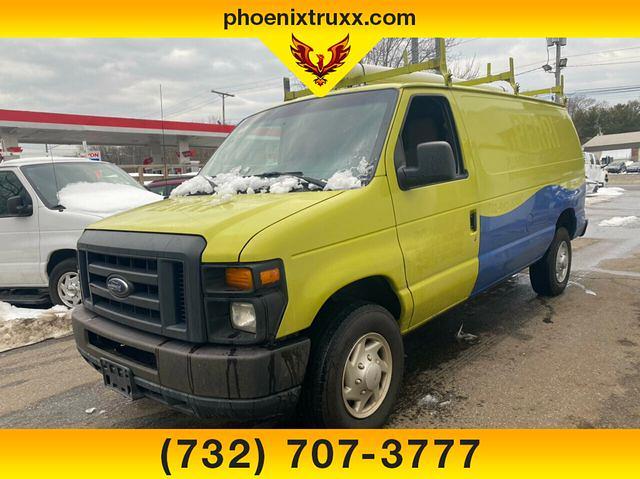 2012 Ford E-350 4x2, Empty Cargo Van #13919 - photo 1