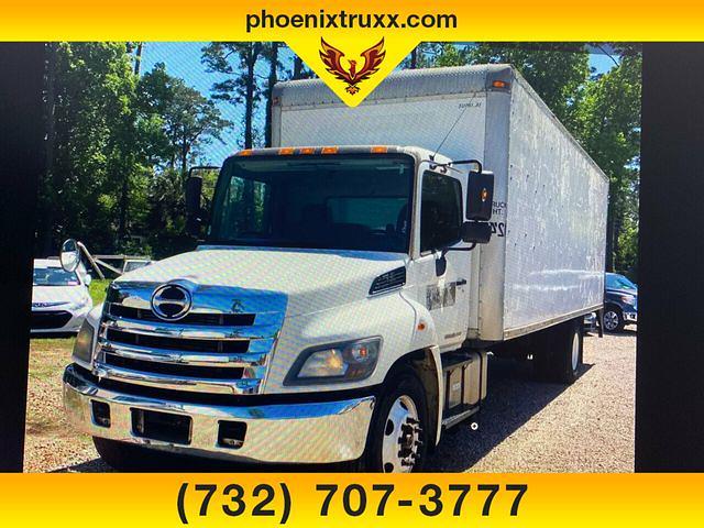 2014 Hino Truck 4x2, Dry Freight #14000 - photo 1