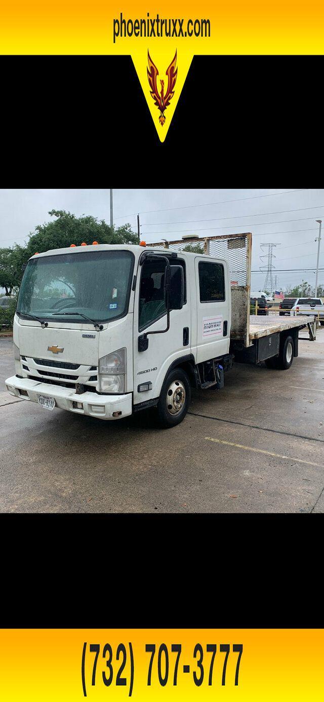 2017 Chevrolet LCF 4500HD Crew Cab DRW 4x2, Platform Body #14007 - photo 1