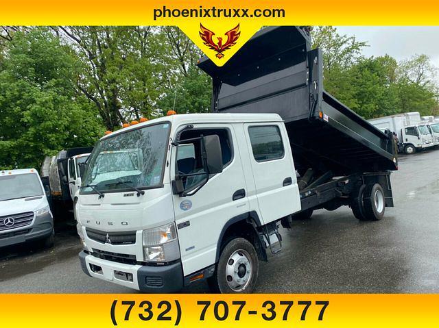 2017 Mitsubishi Fuso Truck 4x2, Dump Body #14015 - photo 1