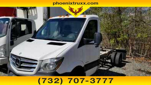 2015 Mercedes-Benz Sprinter 3500 4x2, Cab Chassis #14021 - photo 1