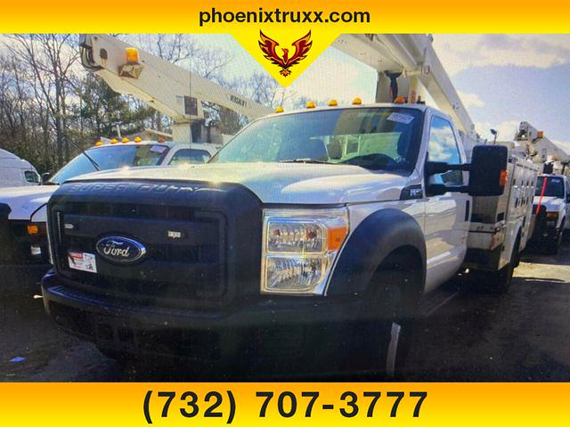 2012 Ford F-550 Regular Cab DRW 4x2, Other/Specialty #14053 - photo 1