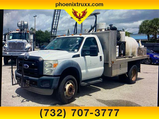 2011 Ford F-550 Regular Cab DRW 4x2, Other/Specialty #14056 - photo 1