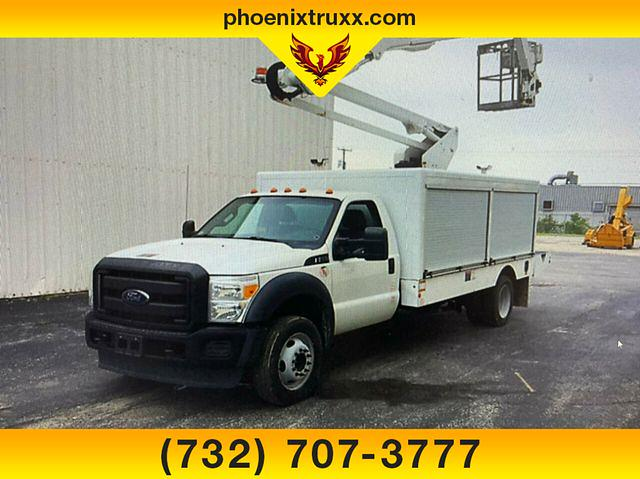 2016 Ford F-550 Regular Cab DRW 4x2, Other/Specialty #14138 - photo 1