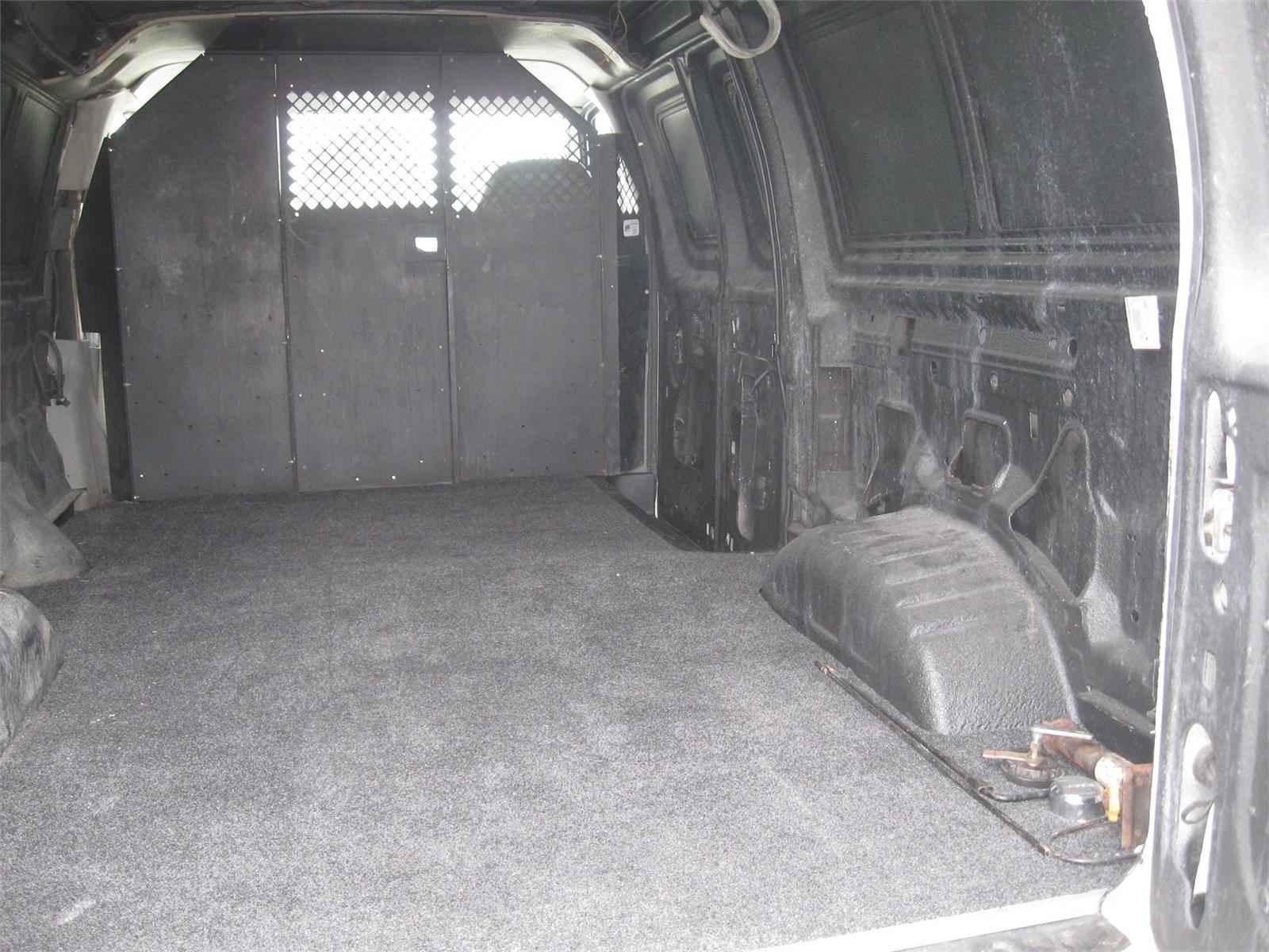 2004 Ford E-350 4x2, Empty Cargo Van #10547 - photo 1