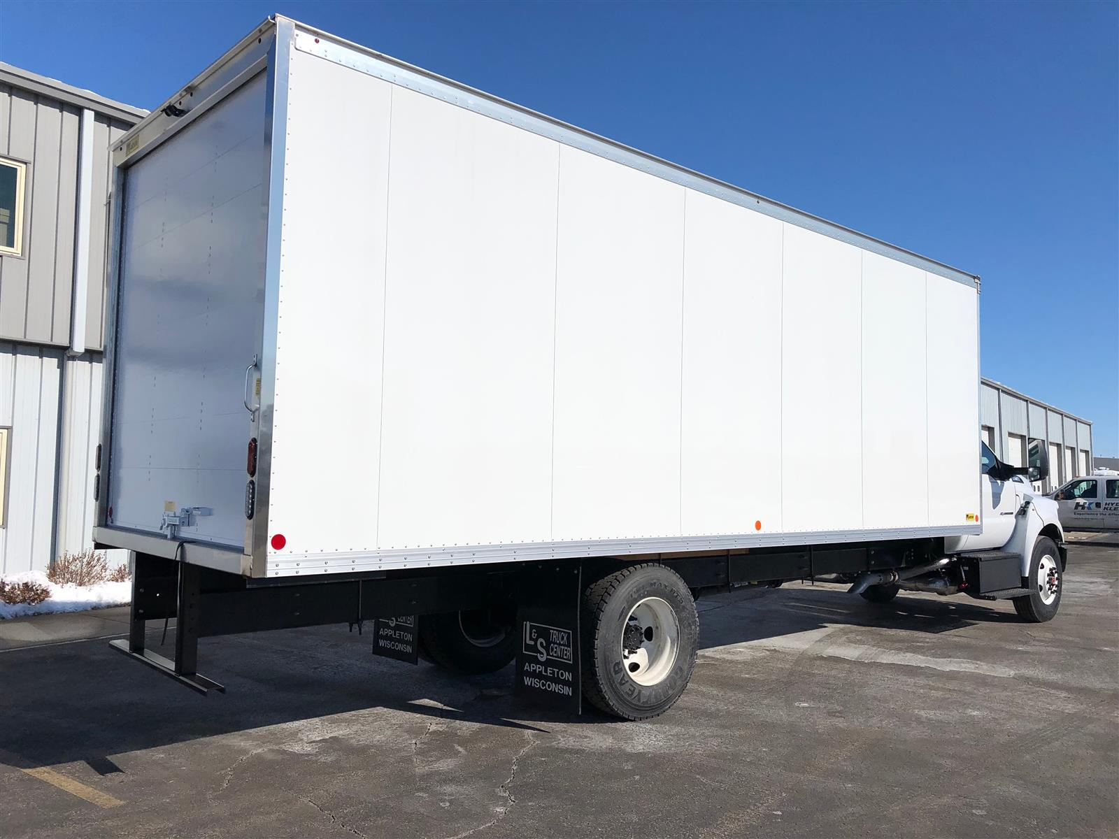 2021 Ford F-650 Regular Cab DRW RWD, Marion Body Works Dry Freight #3614 - photo 1