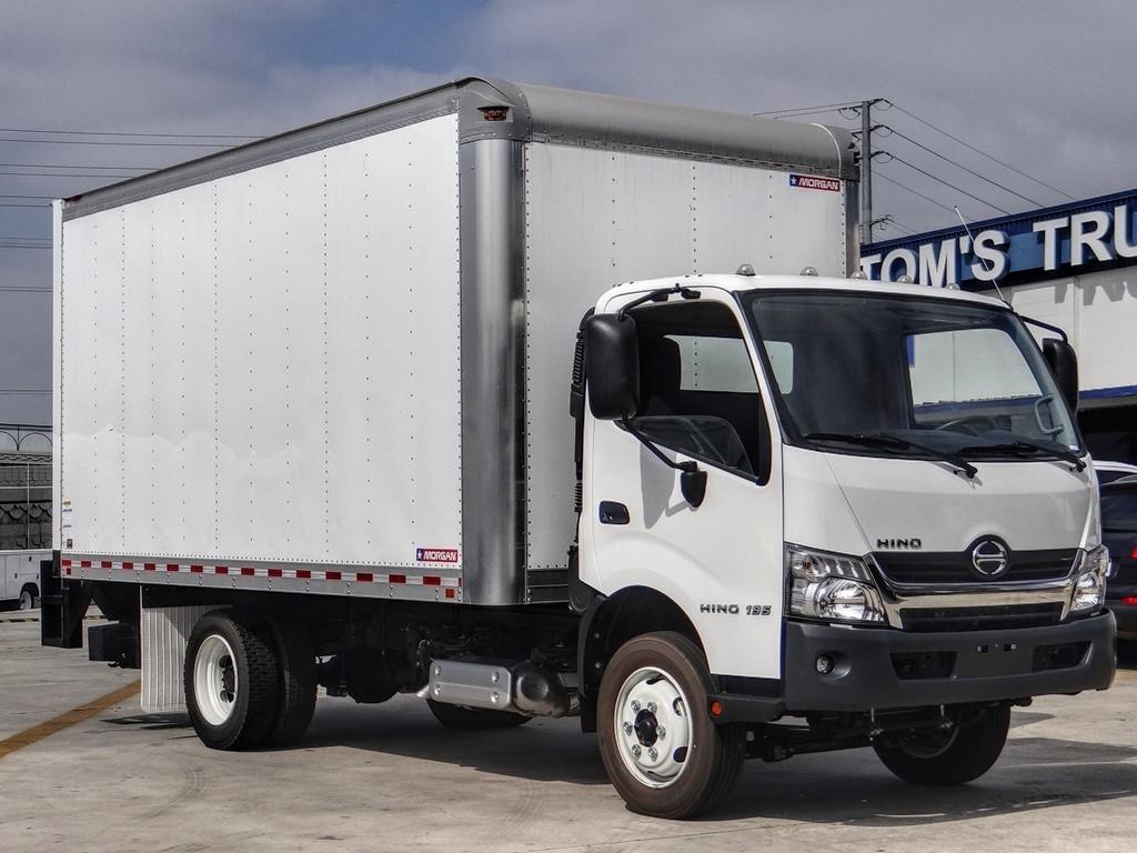 2020 Hino Truck, Morgan Dry Freight #H009656 - photo 1