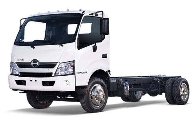 2020 Hino 155, Cab Chassis #H010984 - photo 1