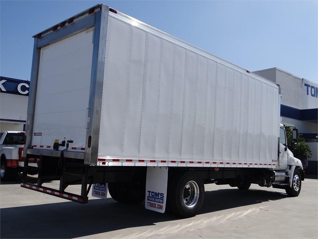 2020 Hino Truck Single Cab, Morgan Refrigerated Body #HS59981 - photo 1