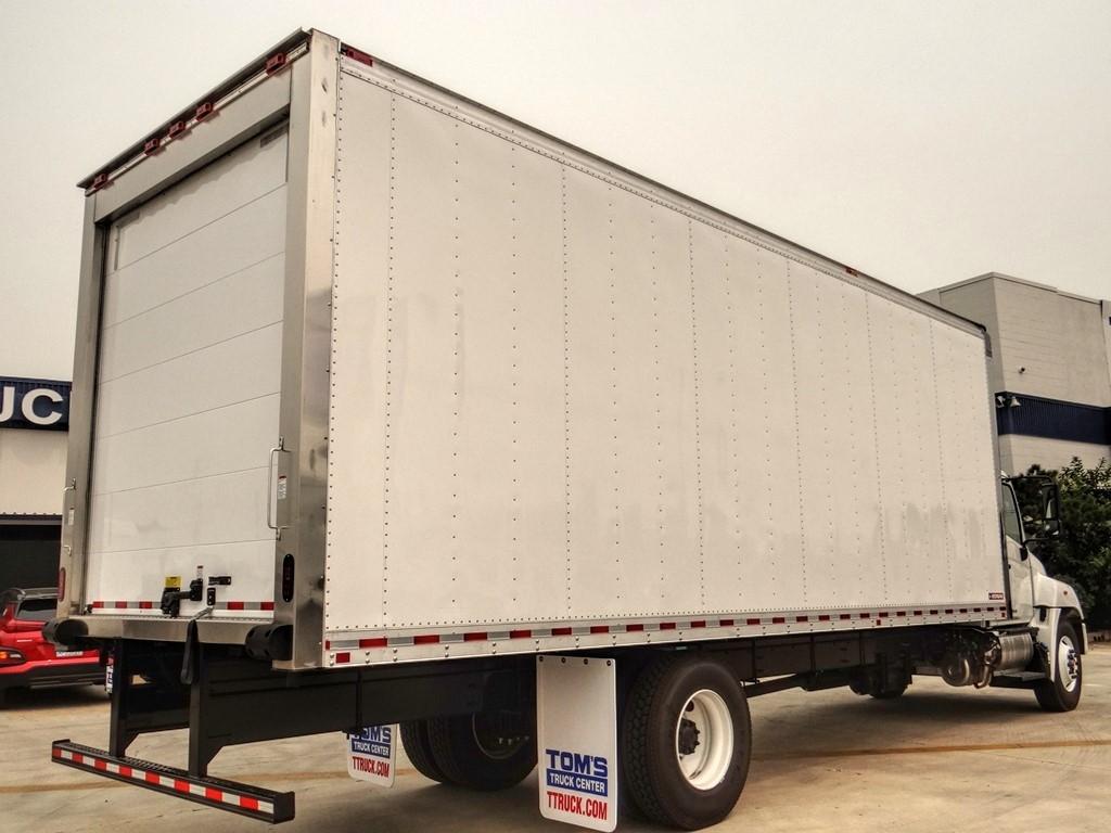 2021 Hino Truck, Morgan Refrigerated Body #HT51031 - photo 1