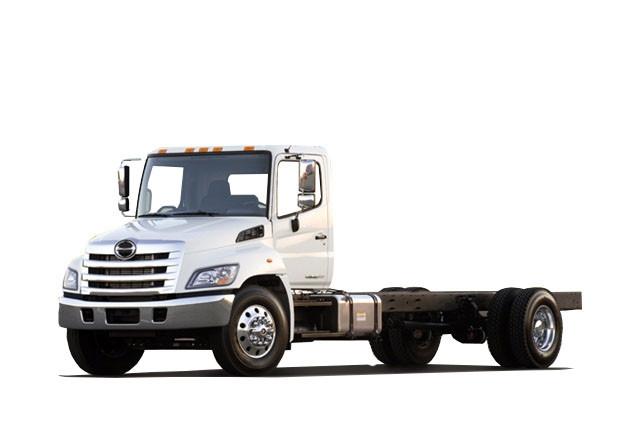 2021 Hino Truck, Morgan Dry Freight #HT51222 - photo 1