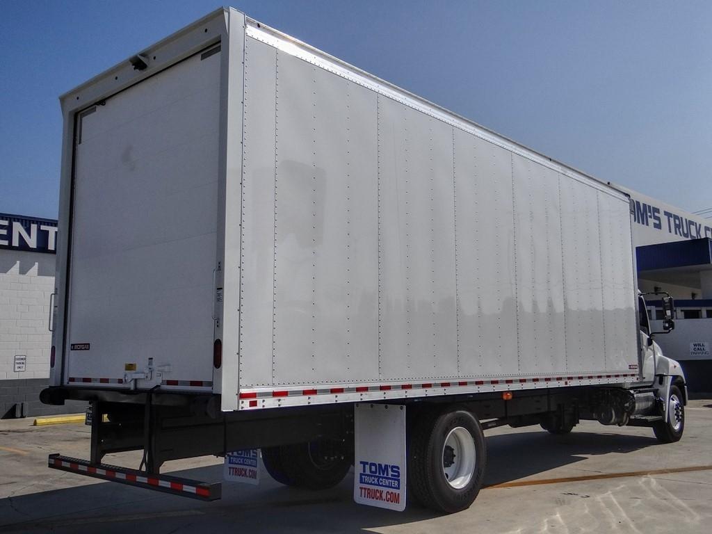 2021 Hino Truck, Morgan Dry Freight #HT51480 - photo 1