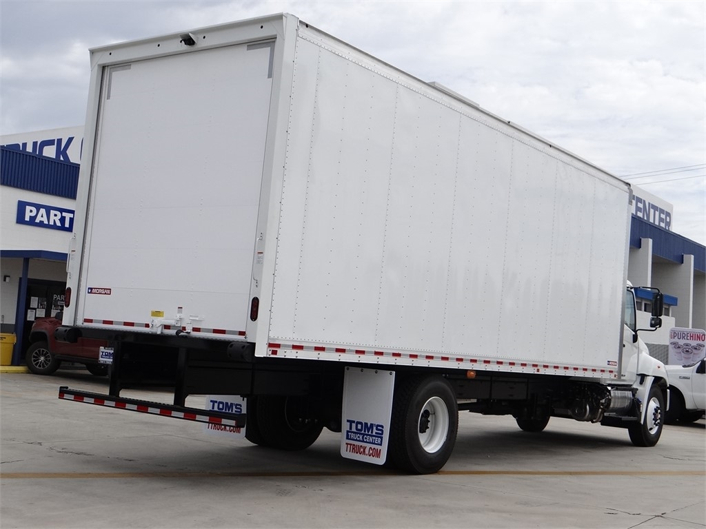 2021 Hino Truck, Morgan Dry Freight #HT51481 - photo 1