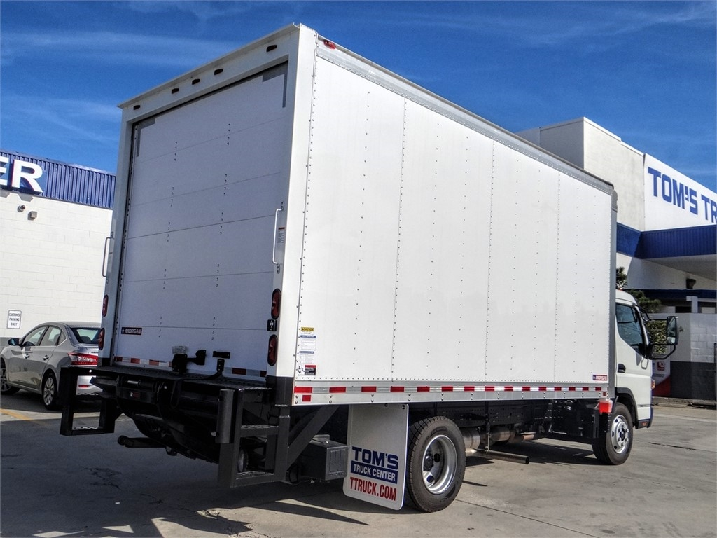 2019 Mitsubishi Fuso FE160, Morgan Dry Freight #MKT7630 - photo 1